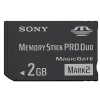 Sony 2GB Memory Stick Pro Duo Mark2