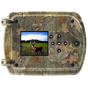 Spypoint 8MP Mini Live Cellular Trail Cam - Camo