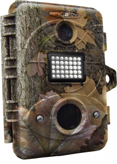 SpyPoint IR-5 Infrared Digital Camo Surveillance Camera