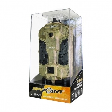Spypoint LINK-4G Cellular Trail Camera - Camo