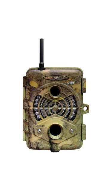 SpyPoint Live 5MP Cellular Camo Wireless Camera