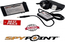 SpyPoint SP-LIT-C1 Lithium Battery With Charger