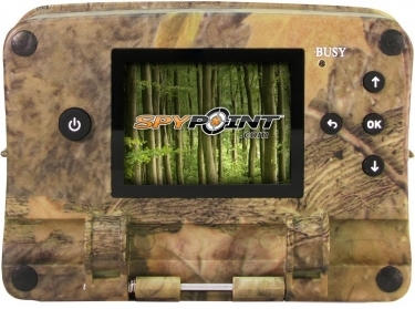 SpyPoint Tiny-D 8MP Digital Game Surveillance Camera Camo