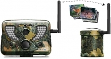 SpyPoint Tiny-W 8MP Infrared Digital Surveillance Camo Camera