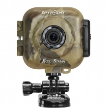 Spypoint XCEL Stream Wi-Fi Action Cam - Camo