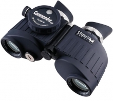 Steiner Commander 7X30 XP with Compass Binoculars