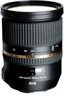 Tamron 24-70mm f2.8 Di VC USD SP Lens Sony Fit