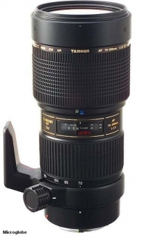 Tamron SP 70-200MM Macro Telephoto zoom (Nikon) F2.8 AF LD (IF) Lens