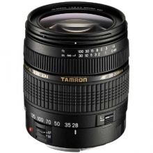 Tamron 28-200mm F3.8-F5.6 AF XR Di Asp (IF) Macro for Nikon