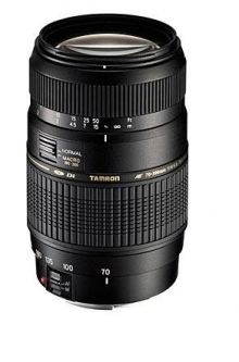 Tamron Built-In-Motor 70-300Mm F/4-5.6-Di LD Macro -Nikon-DSLR-Fit