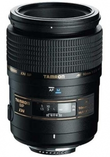 Tamron 90mm F2.8 DI 1:1 SP AF Macro for Pentax
