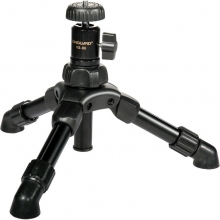 Vanguard VS-86 Two Section Table-Top Tripod With Ball Head