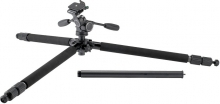 Velbon GEO E635D Carbon Fibre Tripod With PHD-65Q 3-Way Head