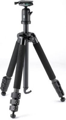 Velbon GEO E643D Carbon Fibre Tripod With QHD-63D Ball Head