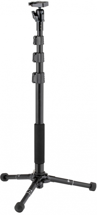 Velbon Pole Pod II With QHD-33Q Ball and Socket Head