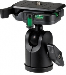 Velbon QHD-53D Ball and Socket Head With Quick Release