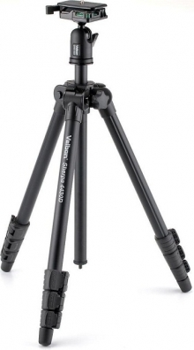 Velbon Sherpa 4430D Tripod With QHD-43D Ball and Socket Head