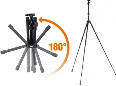 Velbon Ultrek UT-53D Compact Tripod With QHD-53D Ball Head