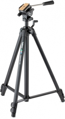 Velbon Videomate 438 Aluminium Tripod With PH-248 Fluid Head