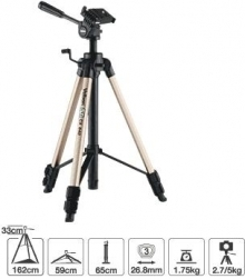 Velbon CX-640 Photo Tripod