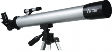 Vivitar 600mm Refractor Telescope With Tripod