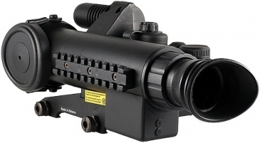 Yukon Advanced Optics Sentinel Tactical 2.5x50 L NV Weapon Scope