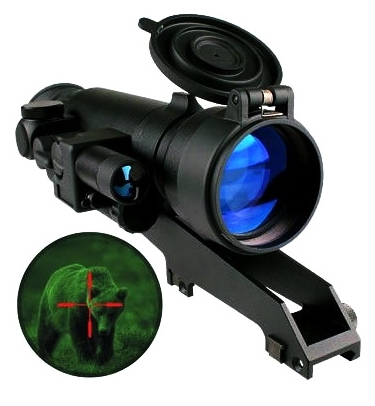 Yukon 2.5x50 NVRS-F Tactical Night Vision Riflescope
