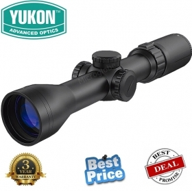 Yukon Craft 1.5-6x42 Riflescope