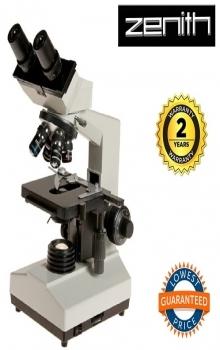 Zenith Microlab-1000BSP Binocular Laboratory Research Microscope