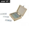 Zenith Prepared 25 Pieces Microscope Slides Set