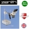 Zenith STL-80 x10/x20 Long Arm Stereoscopic Microscope