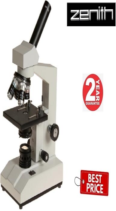 Zenith Ultra 400LX Advanced Student Microscope