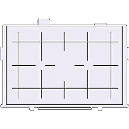 Canon Type D (Precision Matte with Grid) Camera Focusing Screen -EE-D