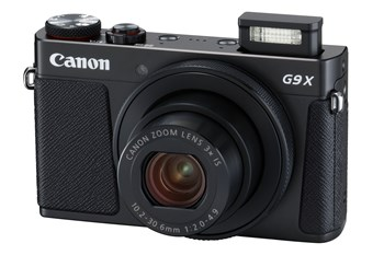 Canon PowerShot G9X Mark II Camera Black