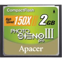 Apacer 2GB 150X Compact Flash Card