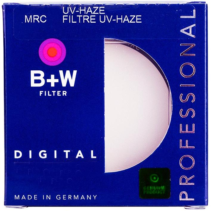 B+W 62mm E F-Pro Digital 010 MRC UV Haze Filter