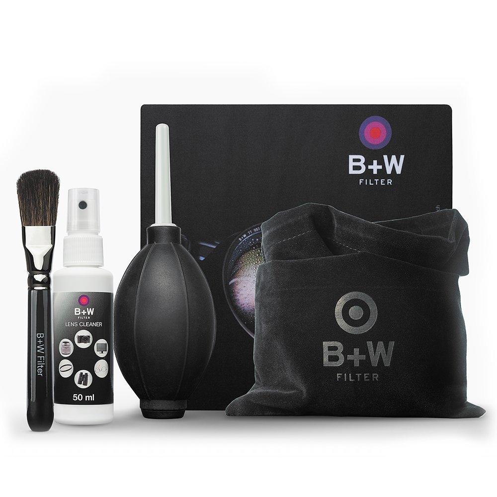 B+W Five Part Cleaning Set