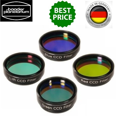 Baader CCD RGB Filter Set (Beginners) 31.7mm