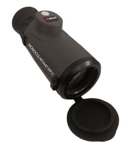 Braun 8x42 WPC With Integrated Compass Monocular