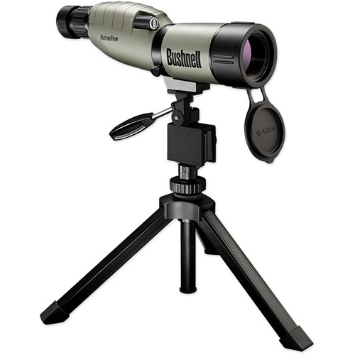 Bushnell NatureView 15-45x50 Spotting Scope (Straight Viewing)