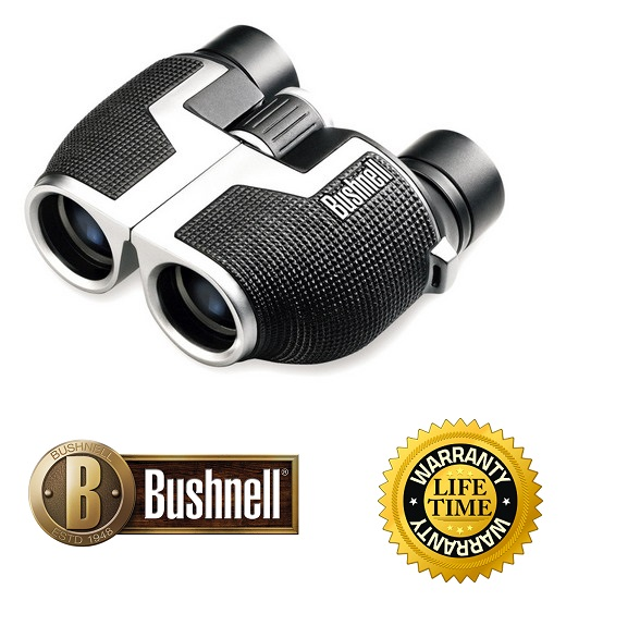 Bushnell 8x25 Hemisphere Compact Weather Resistant Binocular