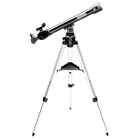 Bushnell Voyager Sky Tour 60mm Telescope, Red Dot Finderscope