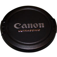Canon 77mm Snap-On Lens Cap for Ultrasonic EF Lenses E-77U