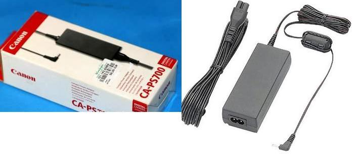 Canon CA-PS700 Compact AC Power Adapter