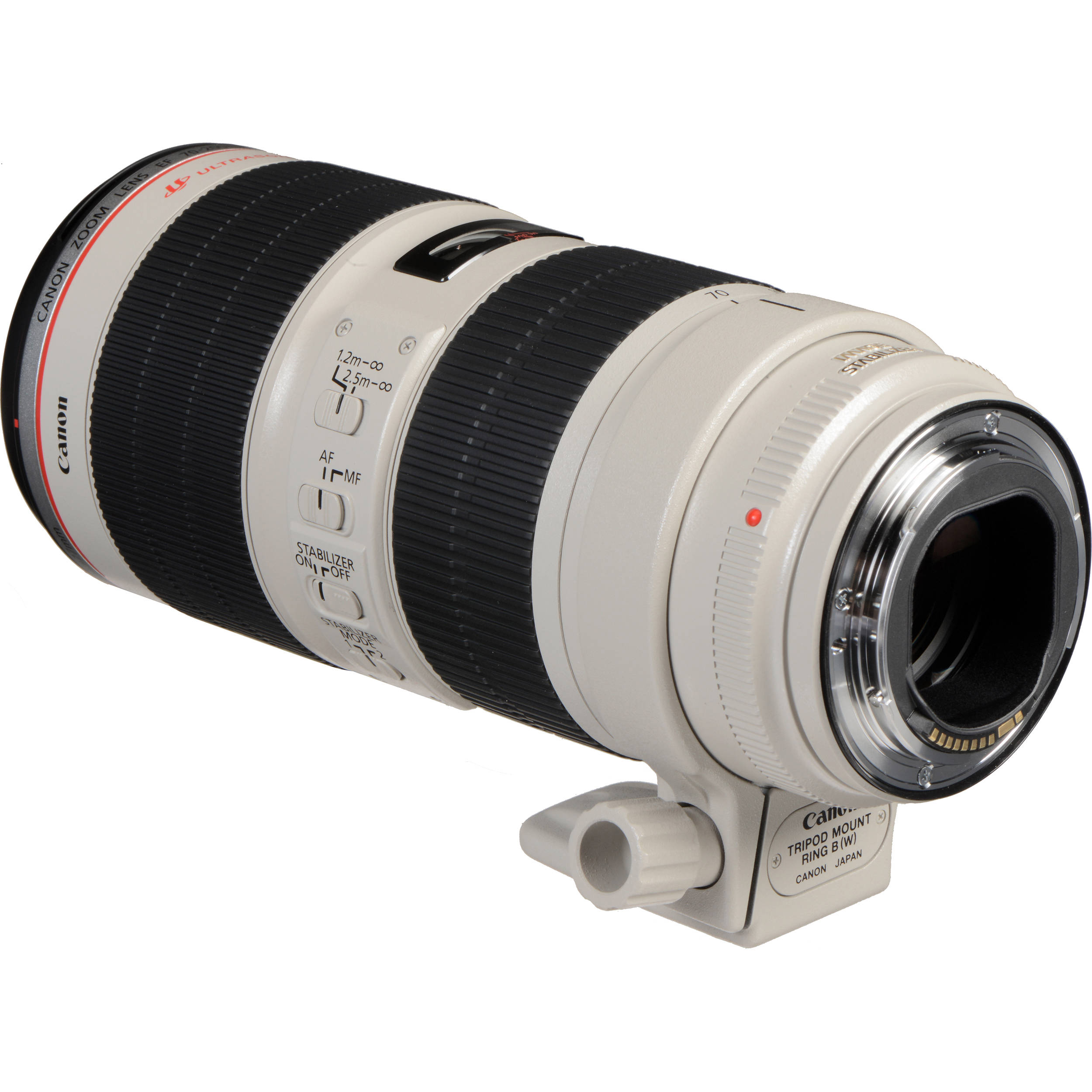 Canon Image Stabilizer 70-200mm F/2.8L IS II EF USM AF Zoom Lens
