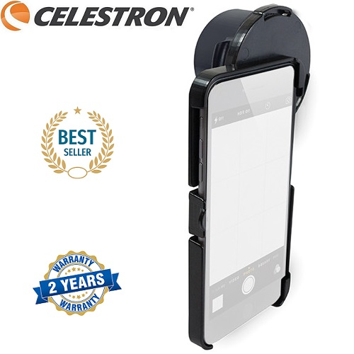 Celestron Ultima Duo Eyepiece Smartphone Adapter for iPhone 4/4S