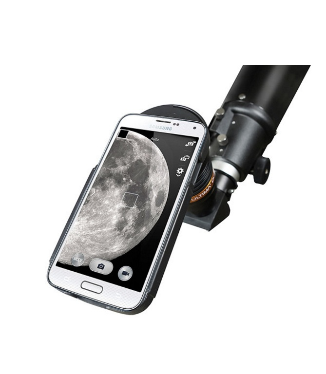 Celestron Ultima Duo Eyepiece Smartphone Adapter for Samsung Galaxy S