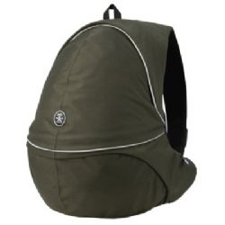 Crumpler Royal Court Large Black Olive-Cool Grey Bag