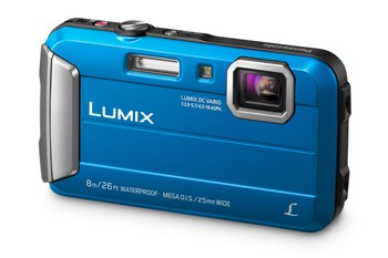 Panasonic DMC-FT30 Camera Blue