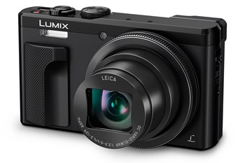 Panasonic DMC-TZ80 Camera Black
